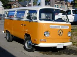 Our VW Bus