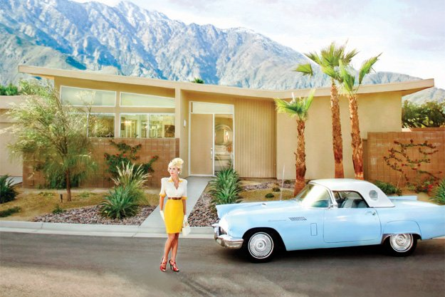 My personal design inspiration holle stewart design for New modern homes palm springs