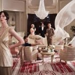 The Great Gatsby Movie Set, Sitting Room image from ajirenji blogspot