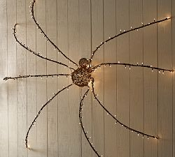 Twig Oversized Spider Pottery Barn